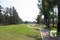 Santa Anita Golf Course Arcadia CA Hole 1