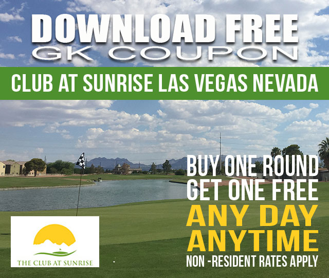 Club at Sunrise GK Coupon