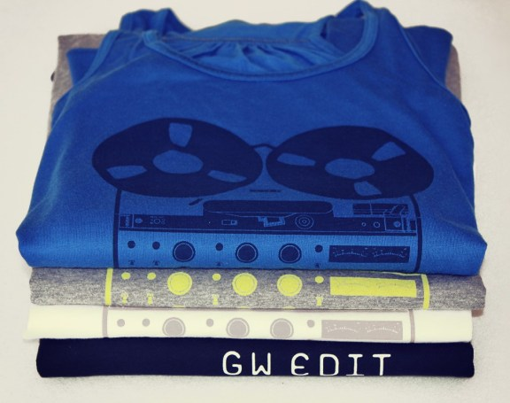 GW Edit T-Shirts & Vests
