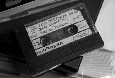 Arthur Baker's Keep On Truckin' cassette