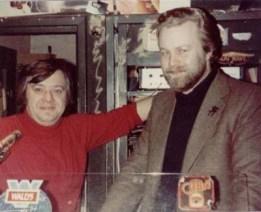 Graham Canter & James Hamilton