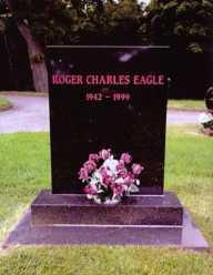 Roger Eagle's Grave