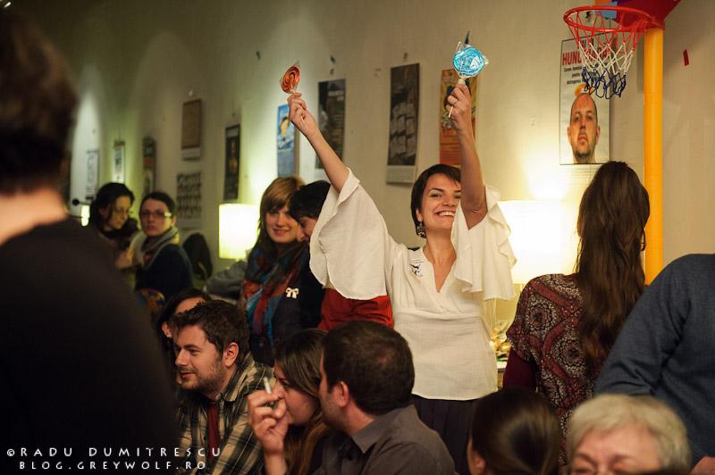 Lansare Revista de Povestiri, Muzeul Țăranului Român - 14 martie 2012 - foto Radu Dumitrescu