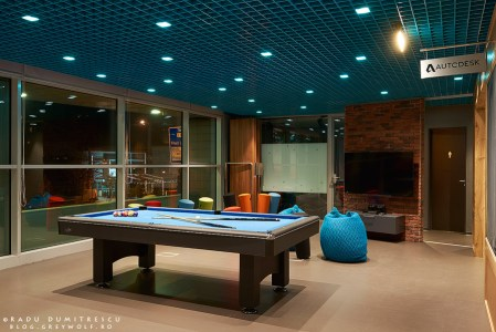 Fotografii interior | Autodesk Office Romania | Zumtobel Lighting | PZP Arhitectura