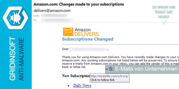 E-Mails von Unternehmen