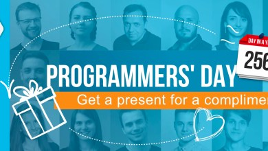 Photo of Programmers' Day Celebration! Free Licenses!