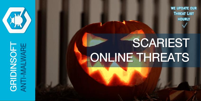 Scariest Online Threats