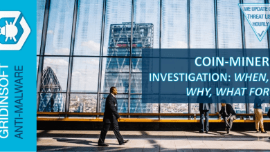 Photo of COIN-MINER INVESTIGATION: WHEN, WHY, WHAT FOR