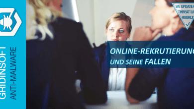 Photo of Online-Rekrutierung und seine Fallen