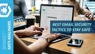Photo of Best email security tactics to stay safe