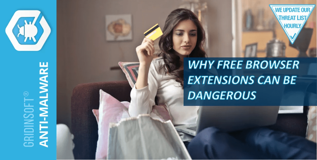 Why Free Browser Extensions Can Be Dangerous