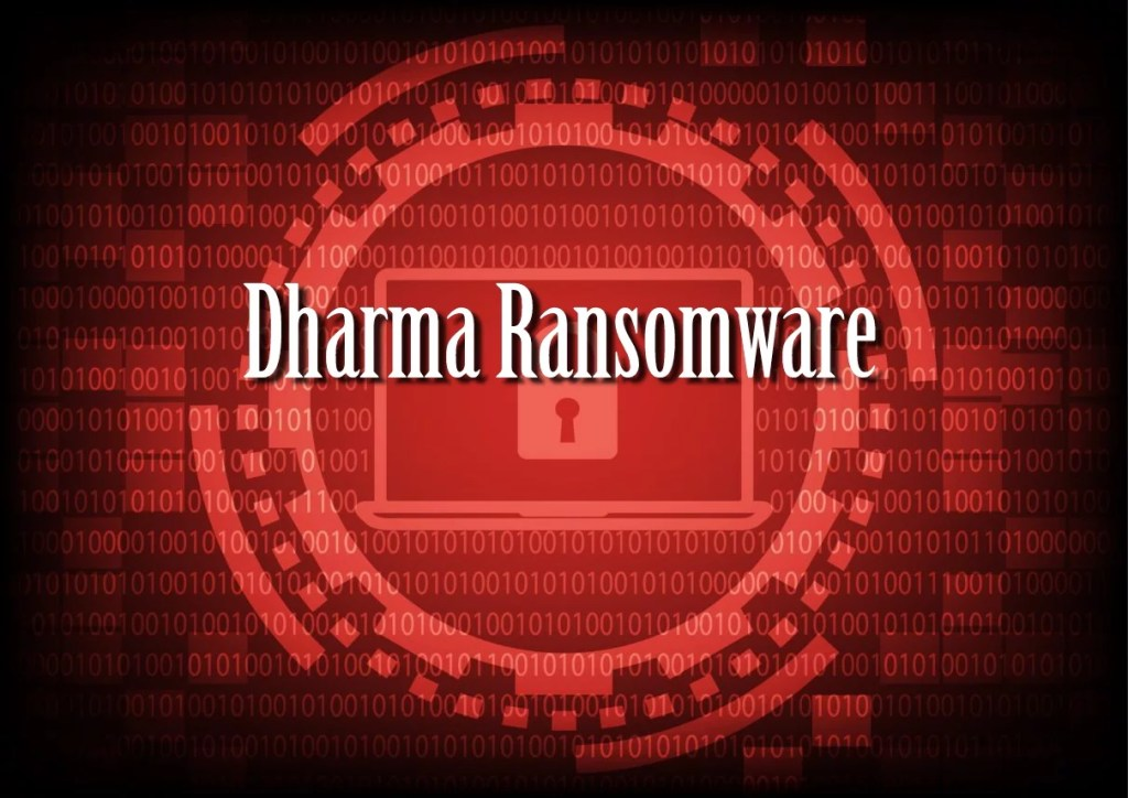 Dharma ransomware source code put for sale