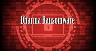 Dharma ransomware source code