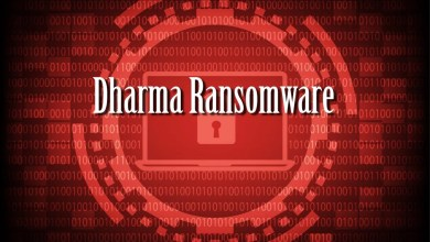 Photo of Dharma ransomware source code put for sale