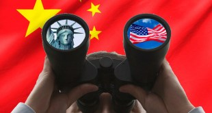 Chinese hackers attack the US