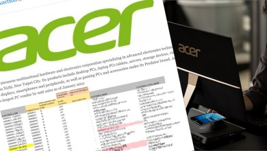 ransomware REvil attacked Acer