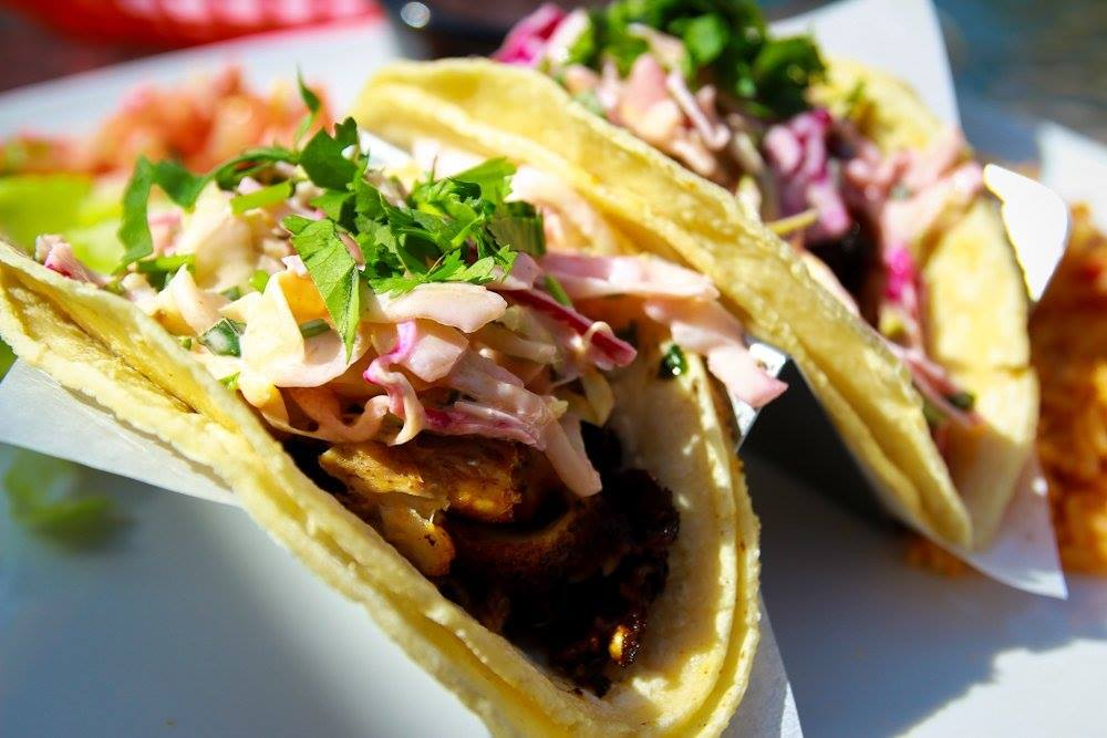 The tacos are a favorite at Tequila Grande!