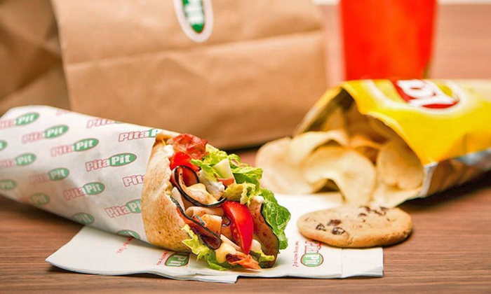 A Pita Pit fundraiser is a great way to fundraise for a club or org.