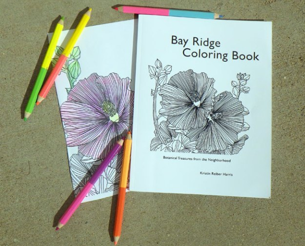 #STEAM with Botanical Coloring Books