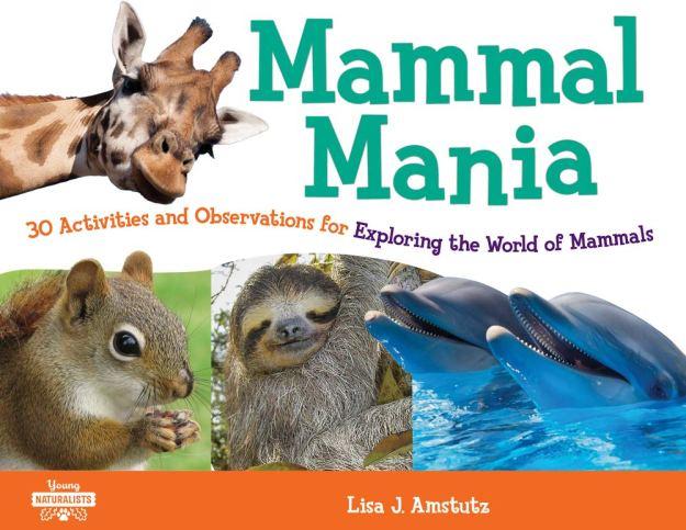STEM #Kidlit Mammal Mania by @LJAmstutz