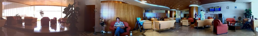 Diners Lounge auf Teneriffa
