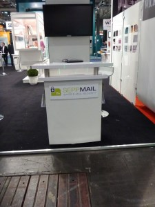 Cebit 2013 – der/das SeppMail?