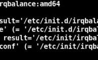 Ubuntu 14.04 - Paket irqbalance 1.0.6-2 Fehler beim Upgrade