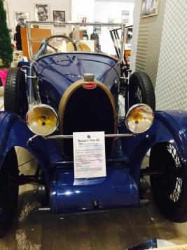 Bugatti type 40 - 1929 - Pilotes : Odette Siko et Marguerite Mareuse