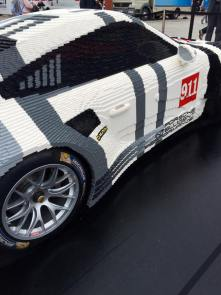 Porsche Légo