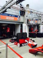 Stand Nissan 24H du Mans 2015