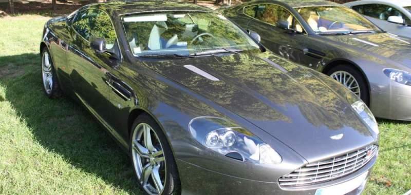 Degommage de Printemps signé Aston Martin
