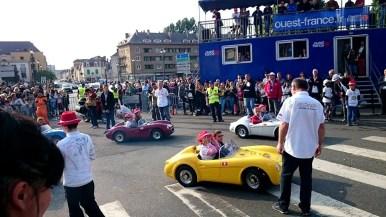Parade enfants 24h du Mans