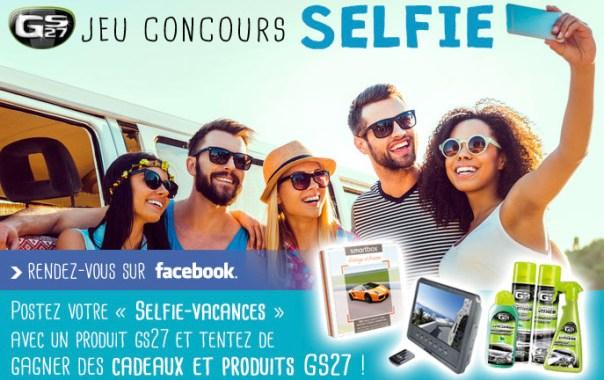– Jeu Concours Selfie : top départ ! –