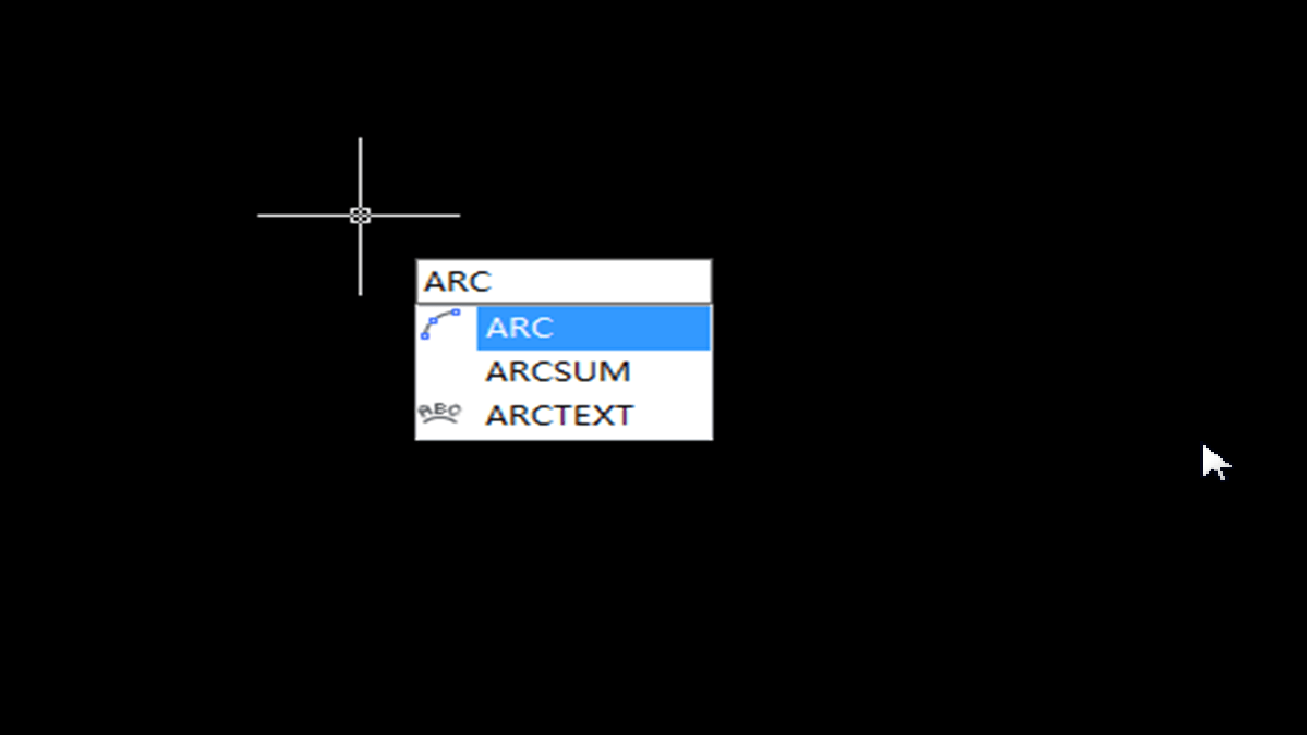 How to draw an arc with a specific arc length