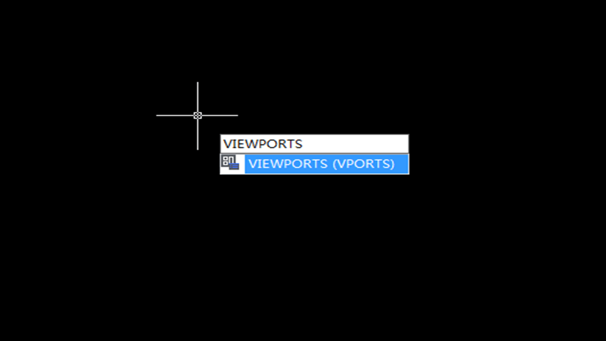 How to create a new layout viewport