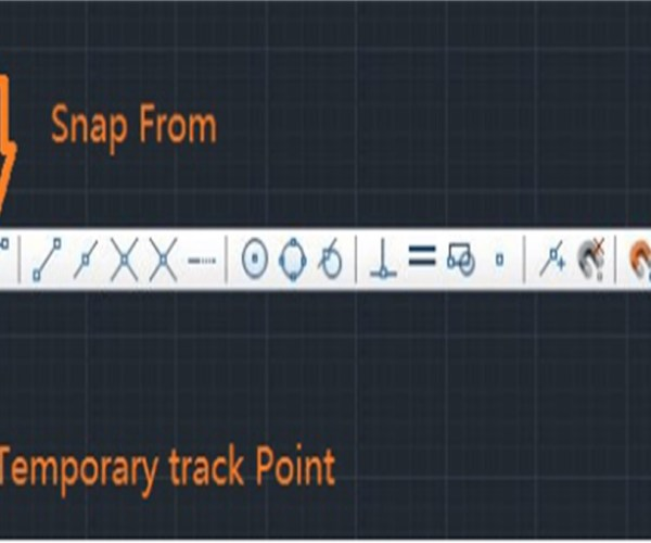 How to set the Object Snap Tracking? How many options are in the Object Snap Tracking?