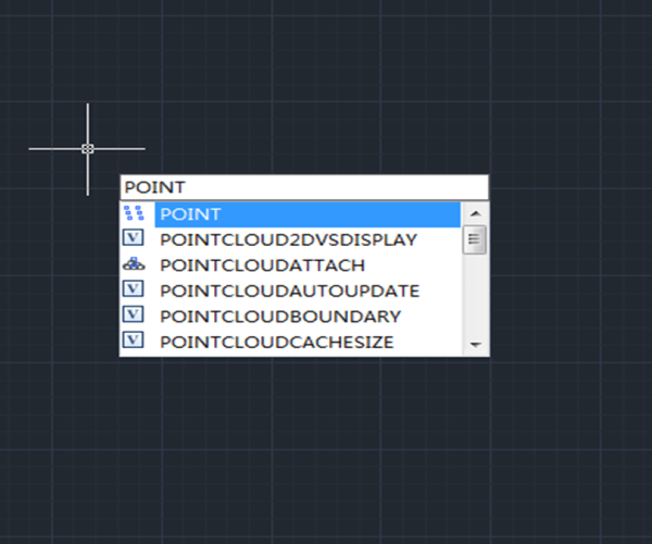 Point Object and Point Command