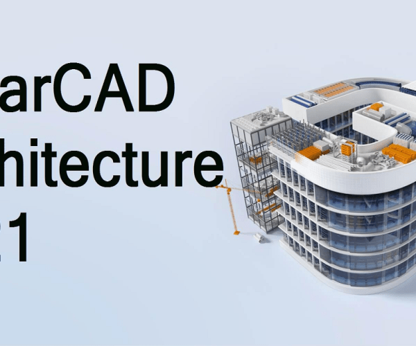 Build your idea with GstarCAD Architecture 2021 !