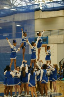 Hopkins High School Cheer