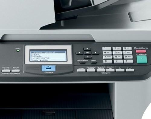 Como tirar o contador de páginas da Multifuncional Brother DCP8080 DCP8070 DCP8085 MFC8480 MFC8890DW