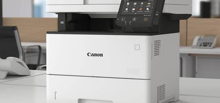 Canon IR1643if é a grande novidade no mercado de Outsourcing para 2020