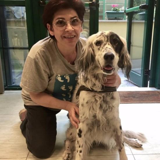 Ana Cucciola congé payé chien malade justice