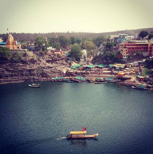 Omkareshwar, Madhya Pradesh Image Source