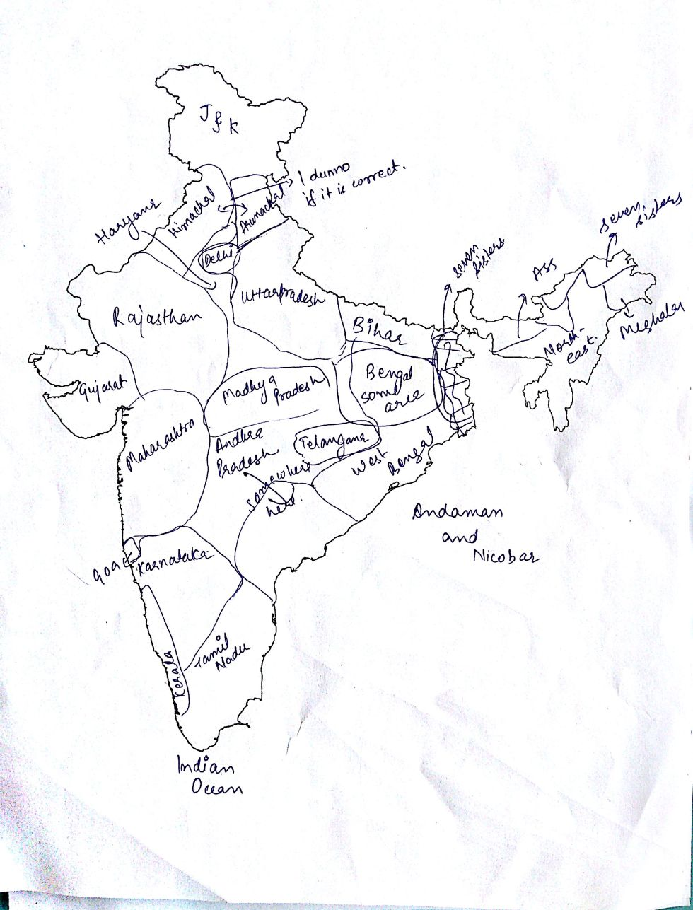 funny maps, funny maps india