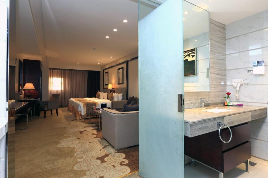 Furnished apartment in Jeddah