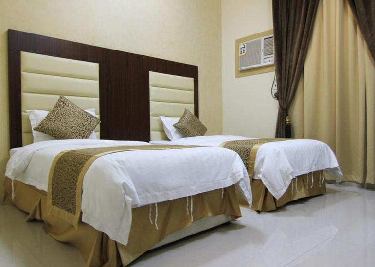 furnished apartment in ksa