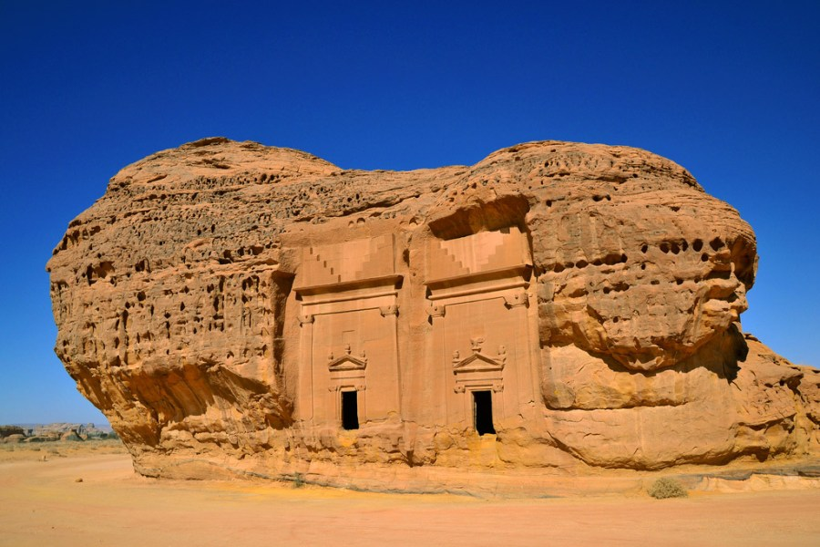 Madain Saleh Tabuk