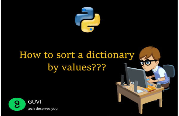 sort a dictionary by values