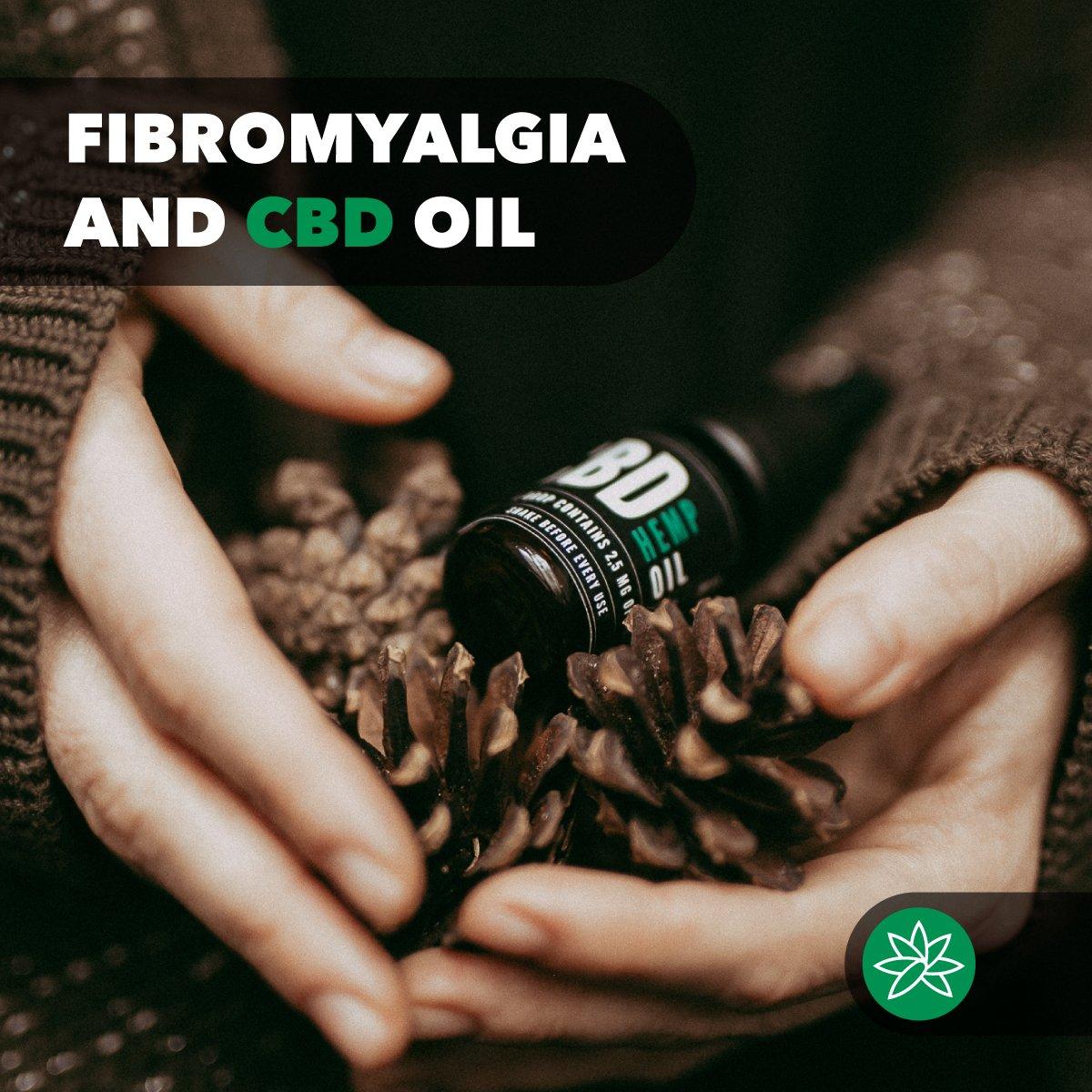 Fibromyalgia and CBD oil