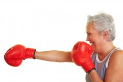 Baby Boomer Boxing